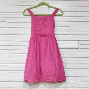Beautiful Pink Dress Girls Sz 16 Beautiful Detail